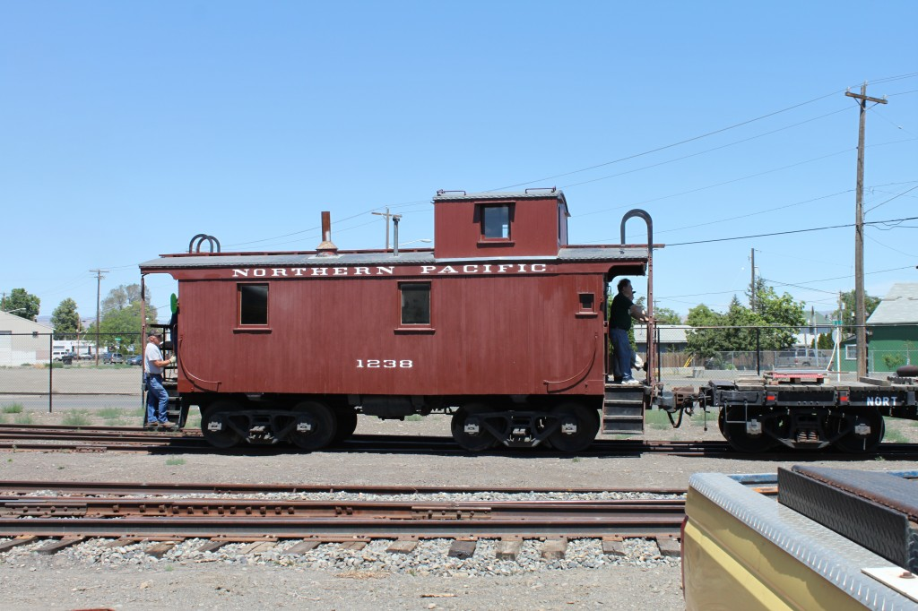 The Northern Pacific Caboose Website